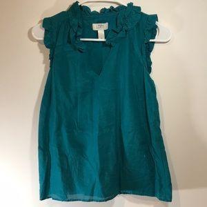 Ann Taylor LOFT sleeveless blouse
